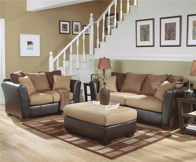 Ashley Sofa 355 – Furniture Depot Red Bluff Furniture regarding Living Room Furniture Sets For Sale