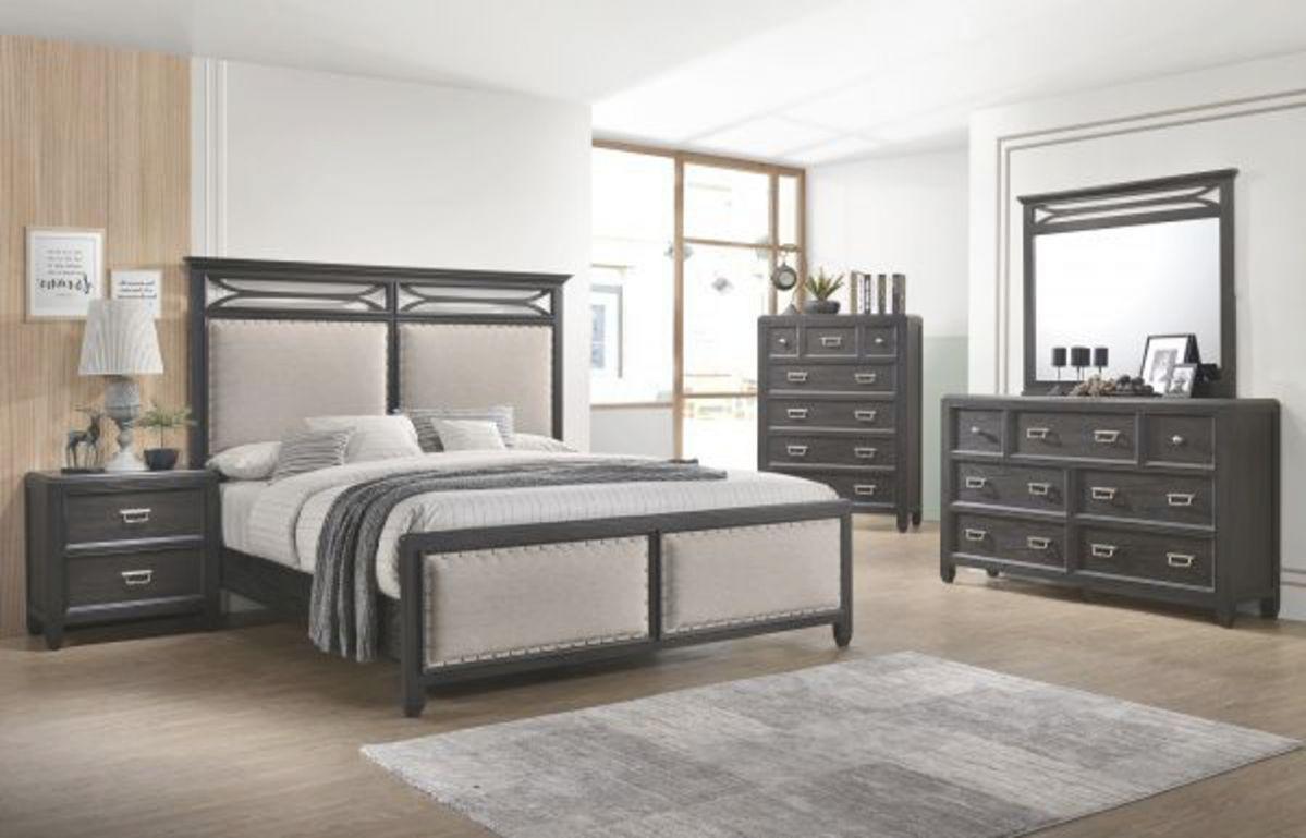 Ashton King Bedroom Set pertaining to Bedroom Sets King