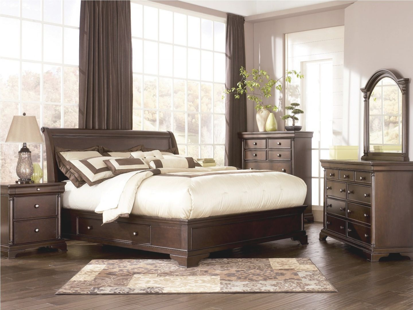 Ausgezeichnet King Sleigh Bed Ashley Furniture Greensburg For Beautiful Ashley Furniture Porter Bedroom Set Awesome Decors