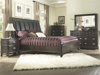 Avalon – Dundee Place 5 Piece King Bedroom Set – B00280-56R_6F_6H_C_D_M_N throughout Luxury Bedroom Sets King