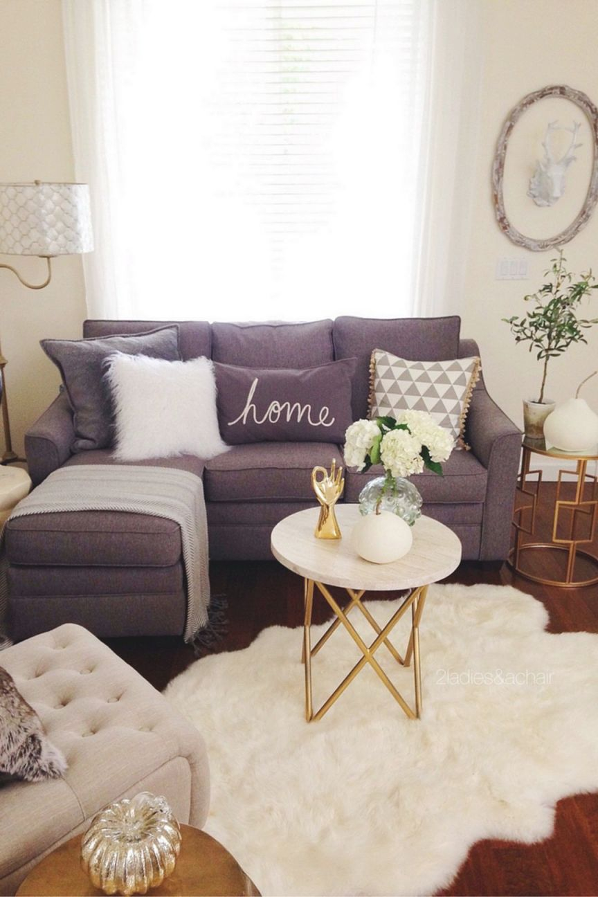 Unique Apartment Living Room Decorating Ideas On A Budget ...