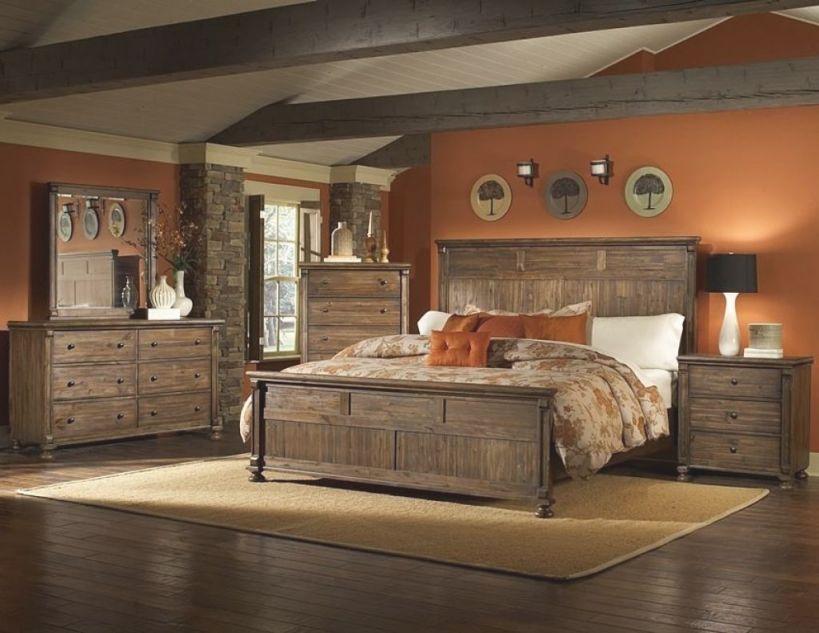 Awesome Fantastic Rustic Bedroom Furniture Home And for Unique Rustic Bedroom Furniture Sets