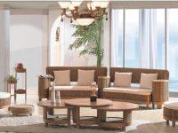 Awesome Living Room Furniture Rattan Design For Comfort 12 for Rattan Living Room Furniture