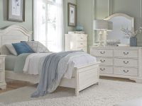 Bayside Youth White Panel Bedroom Set with Fresh Bedroom Set With Vanity