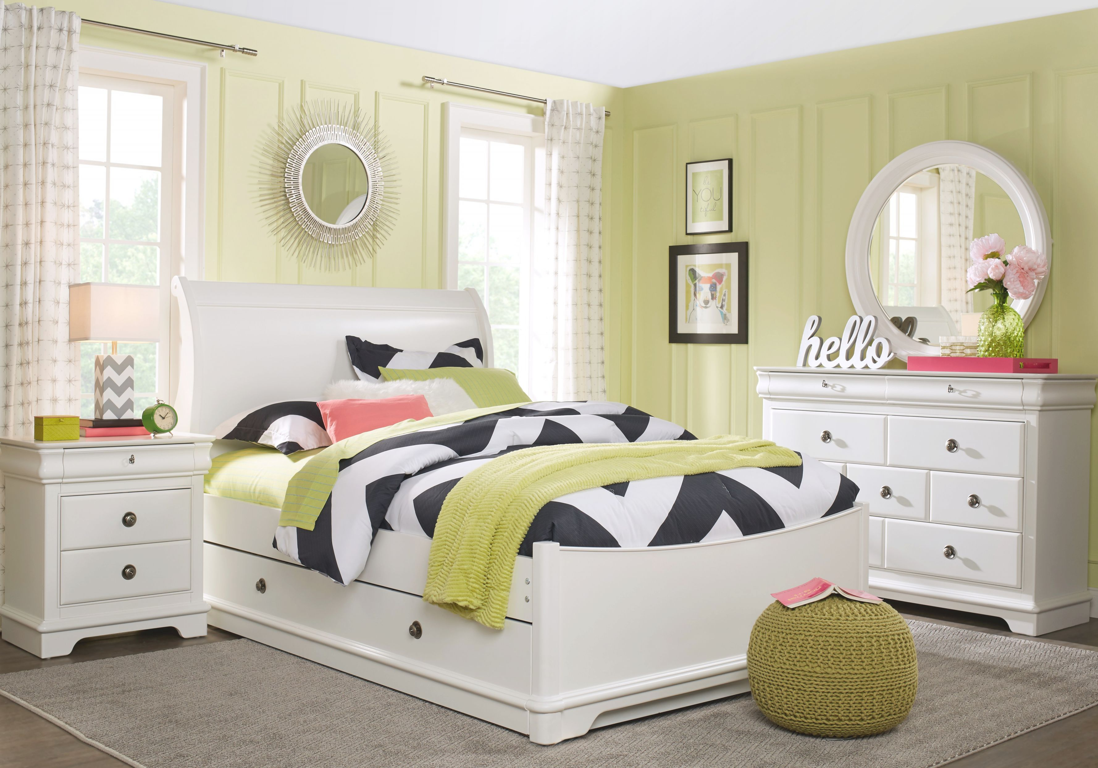 inspirational girls bedroom sets furniture - awesome decors