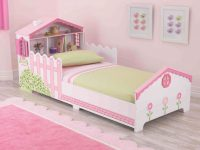 Bedroom Design : Shop Dollhouse Pink And White Toddler On with Elegant Pink Bedroom Furniture Sets