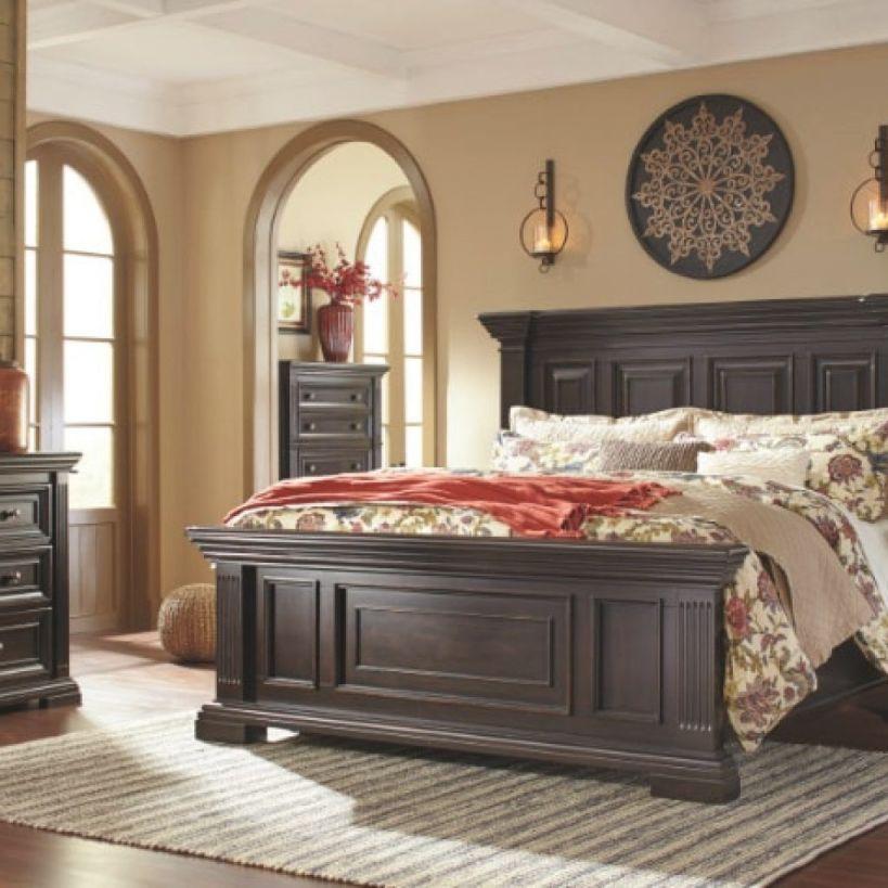 bedroom set ashley furniture b643 willenburg bellagio