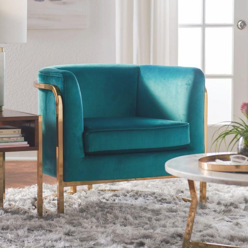 Best Living Room Furniture From Walmart | Popsugar Home regarding Teal Living Room Furniture