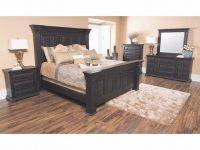 Black Isabella 5 Piece Bedroom with Elegant Black Bedroom Furniture Set
