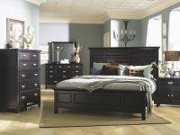 Black King Bedroom Furniture Sets | King Bedroom Sets | King in Elegant Black Bedroom Furniture Set