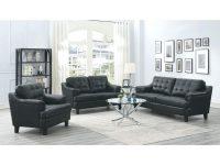 Black White Living Room Furniture – Jhonatanespana.co pertaining to Luxury White Living Room Furniture Sets