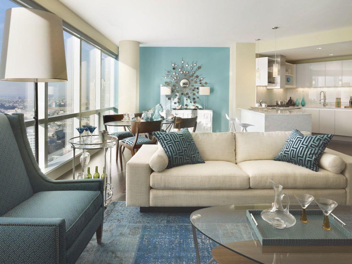 Blue Living Room Ideas intended for Elegant Turquoise Living Room Furniture