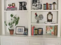 Bookshelf Decorating Ideas, Bookshelf Decorating Ideas with Unique Decorating Shelves In Living Room