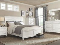 Bridgeport 6-Piece Queen Bedroom Set – White | 2442 Bristol pertaining to Beautiful Queen Size Bedroom Furniture Sets