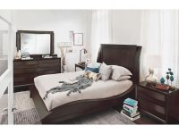 Cascade Merlot 6 Pc. Queen Bedroom | Value City Furniture within Best of Value City Furniture Bedroom Set