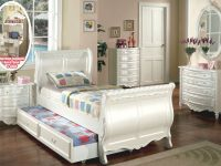 Charmant Bedroom Sets Full White Queen Astounding Platform throughout Girls White Bedroom Furniture Sets