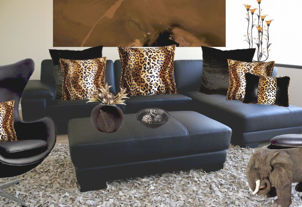 Cheetah Home Decor Office And Bedroom Cheerful Room Kitchen for Unique Animal Print Living Room Decor