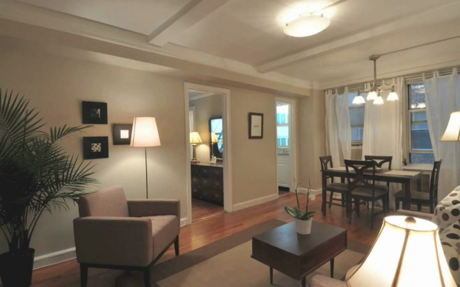 Classic Tudor City One Bedroom - New York City Apartment For regarding Best of One Bedroom Apartments Nyc