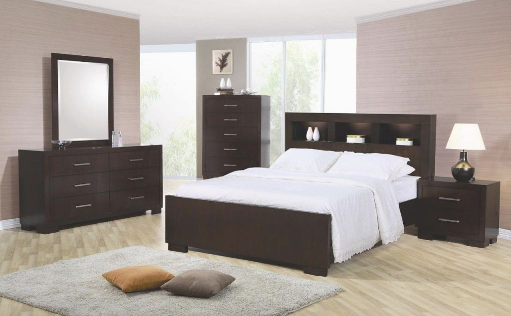 Coaster Jessica Platform Bedroom Set 200719 throughout Bedroom Set With Desk