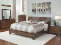 Coaster Yorkshire 4Pc Queen Rustic Bedroom Set With Contemporary Design In Dark Amber/ Coffee Bean pertaining to Unique Rustic Bedroom Furniture Sets