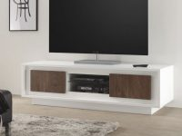 Contemporary Tv Stand With Two Doors intended for Awesome Stylish Tv Unit
