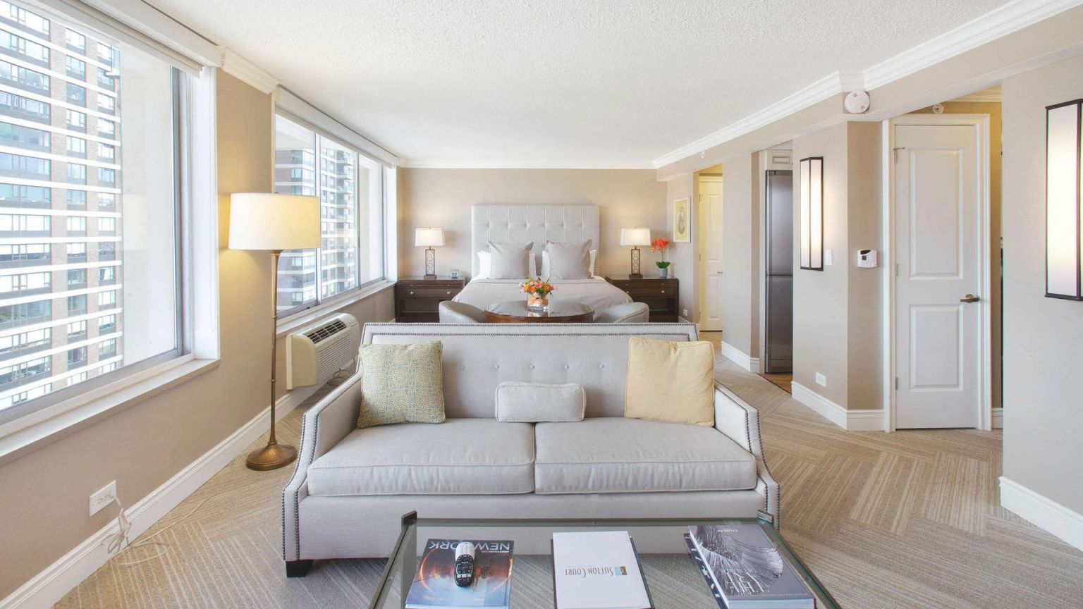 Corporatehousing | Short-Term Rentals | Furnished Apartments intended for Luxury One Bedroom Furnished Apartment