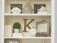 Create A Bookcase Piled High With Personality And Style pertaining to Unique Decorating Shelves In Living Room