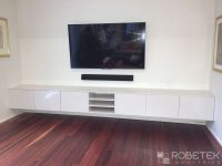 Custom Floating Tv Units – Floating Tv Units Are A Stylish with regard to Stylish Tv Unit