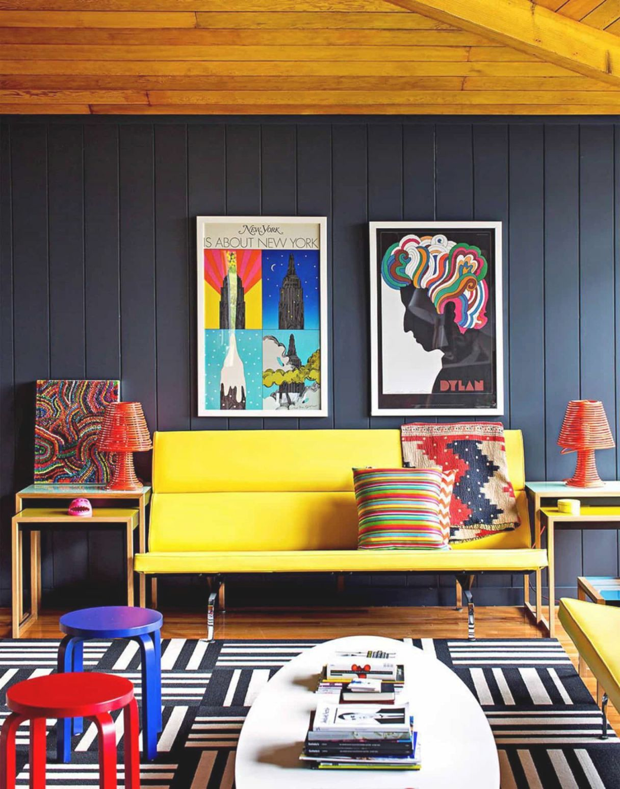 Decorating Your House With Pop Art Decor Wearefound Home Inside Art Decor For Living Room Awesome Decors