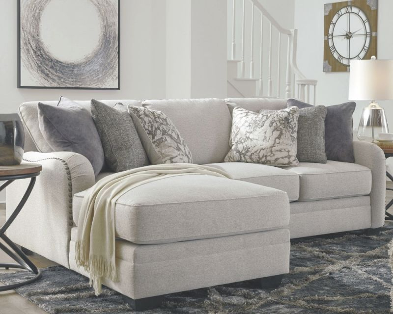 Dellara 2-Piece Sectional With Chaise within 2 Piece Sectional With Chaise