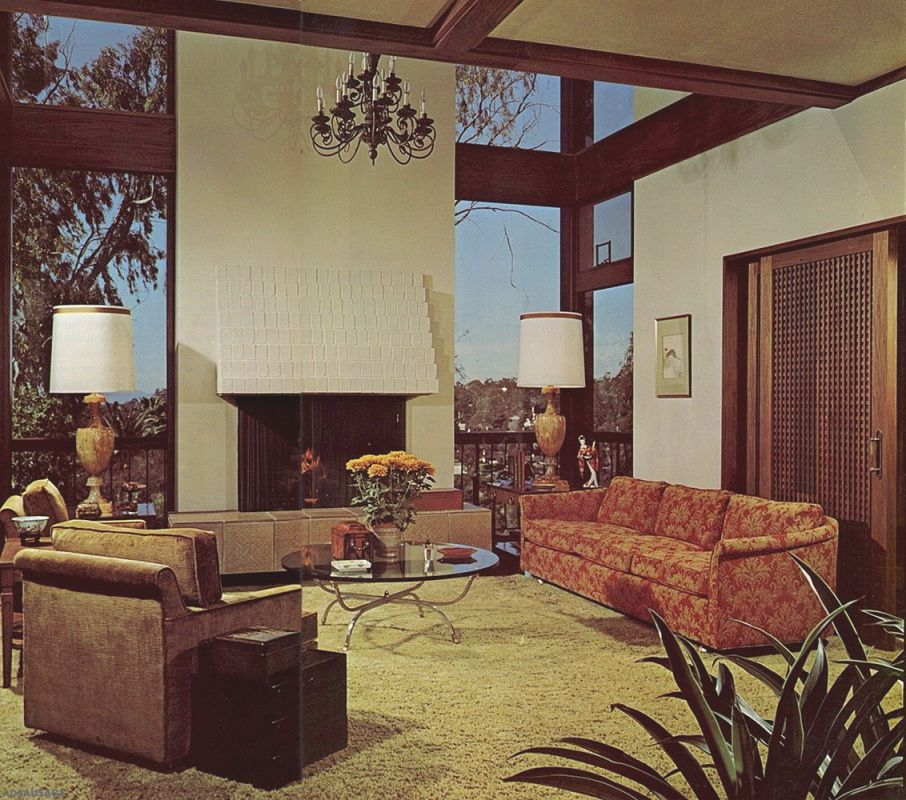 Design 1960 1970 Mid Century Living Room Living Room For New 1950s Living Room Decor Awesome Decors