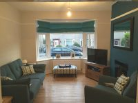 Dfs Zinc Sofas,teal And Pale Grey Living Room After The with regard to Elegant Teal Living Room Furniture