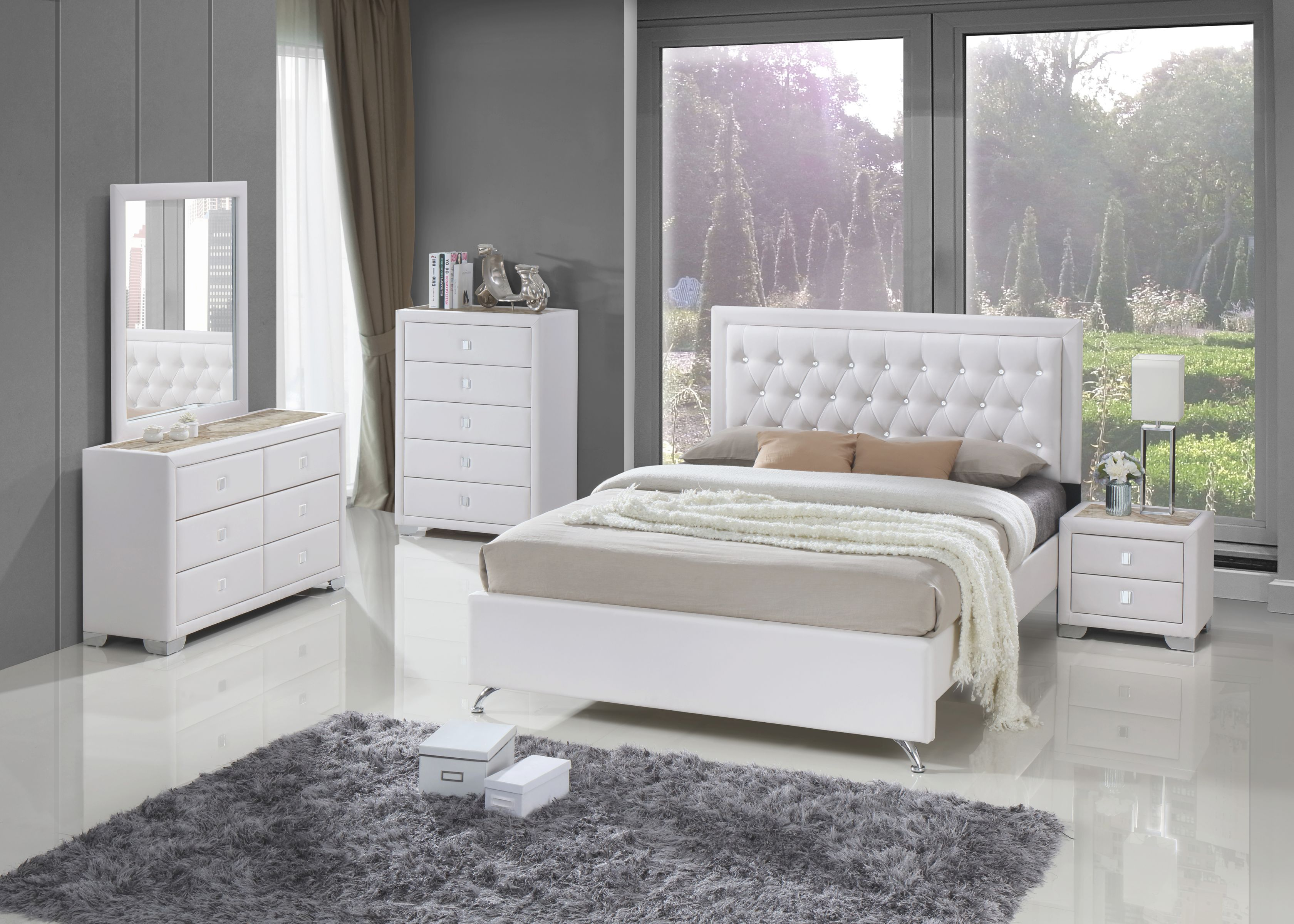 Diamond Bedroom Set - Better Home Products for Unique ...