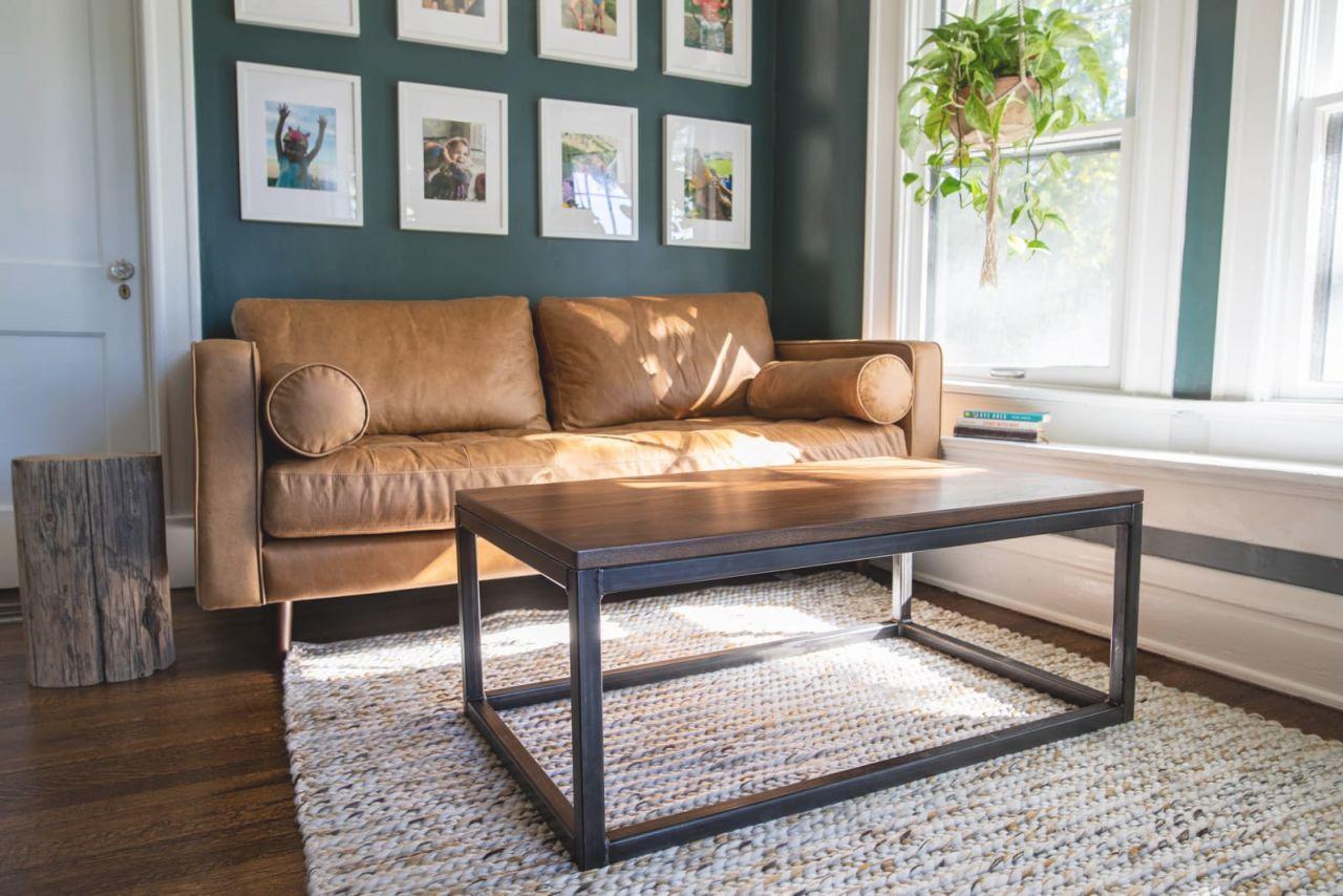 Durham Coffee Table | Modern Metal Coffee Table In Living Room Furniture regarding Best of Designer Living Room Furniture