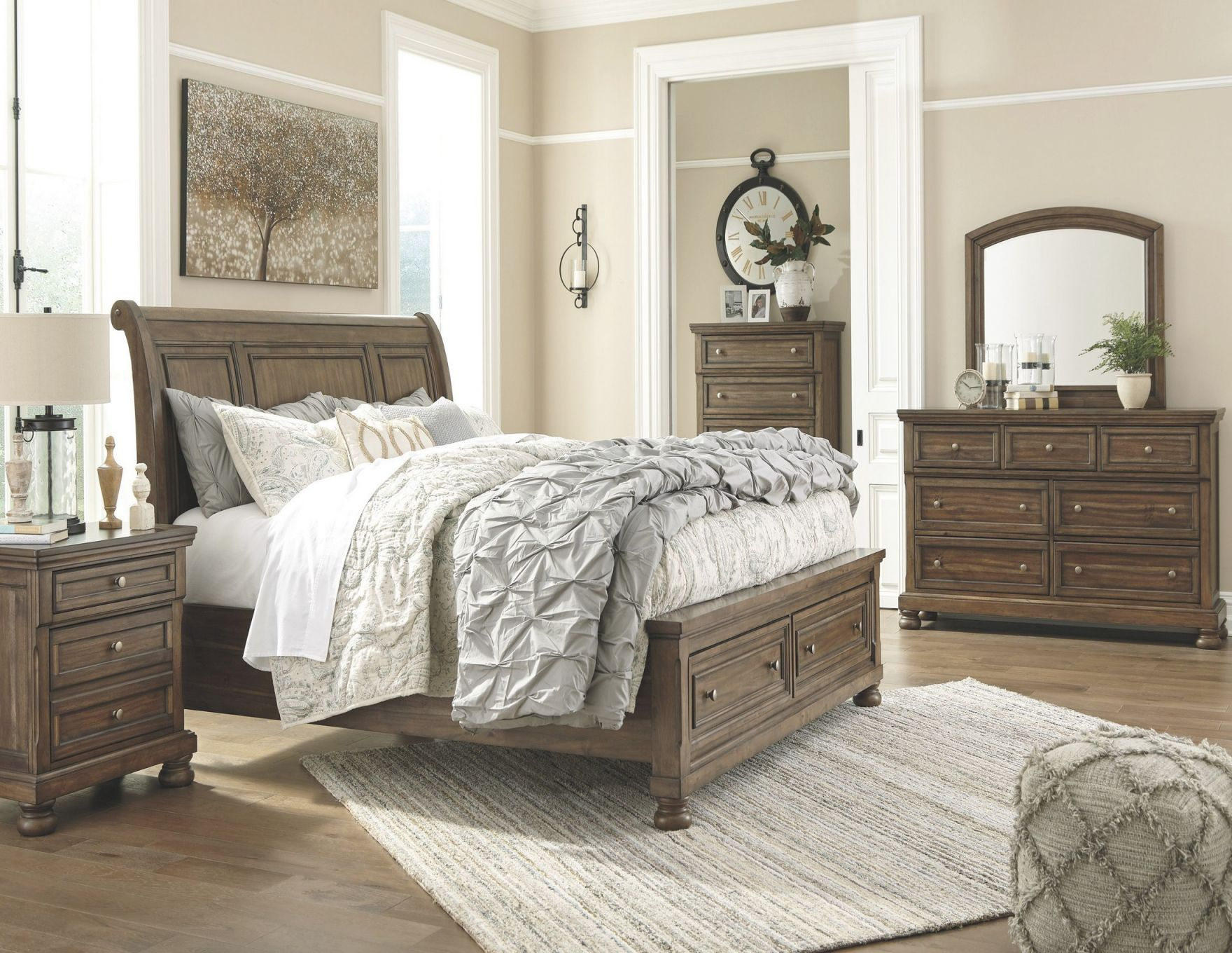 beautiful ashley furniture porter bedroom set  awesome decors