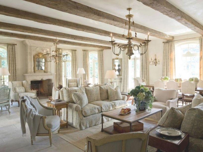 French Country Furniture : Susie Living Room Ideas regarding ...