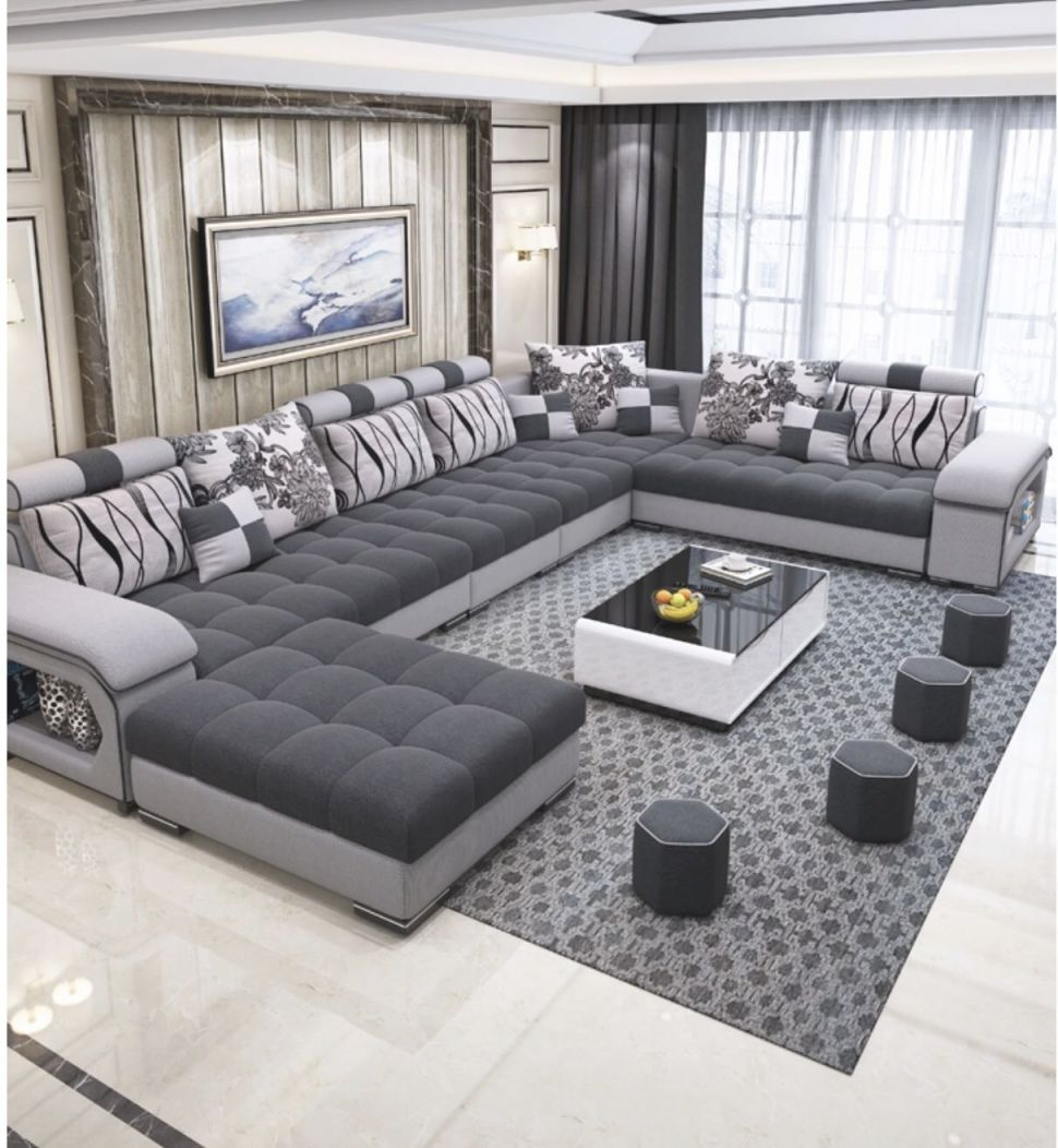 Furniture Factory Provided Living Room Sofas/fabric Sofa Bed intended for Living Room Furnitures