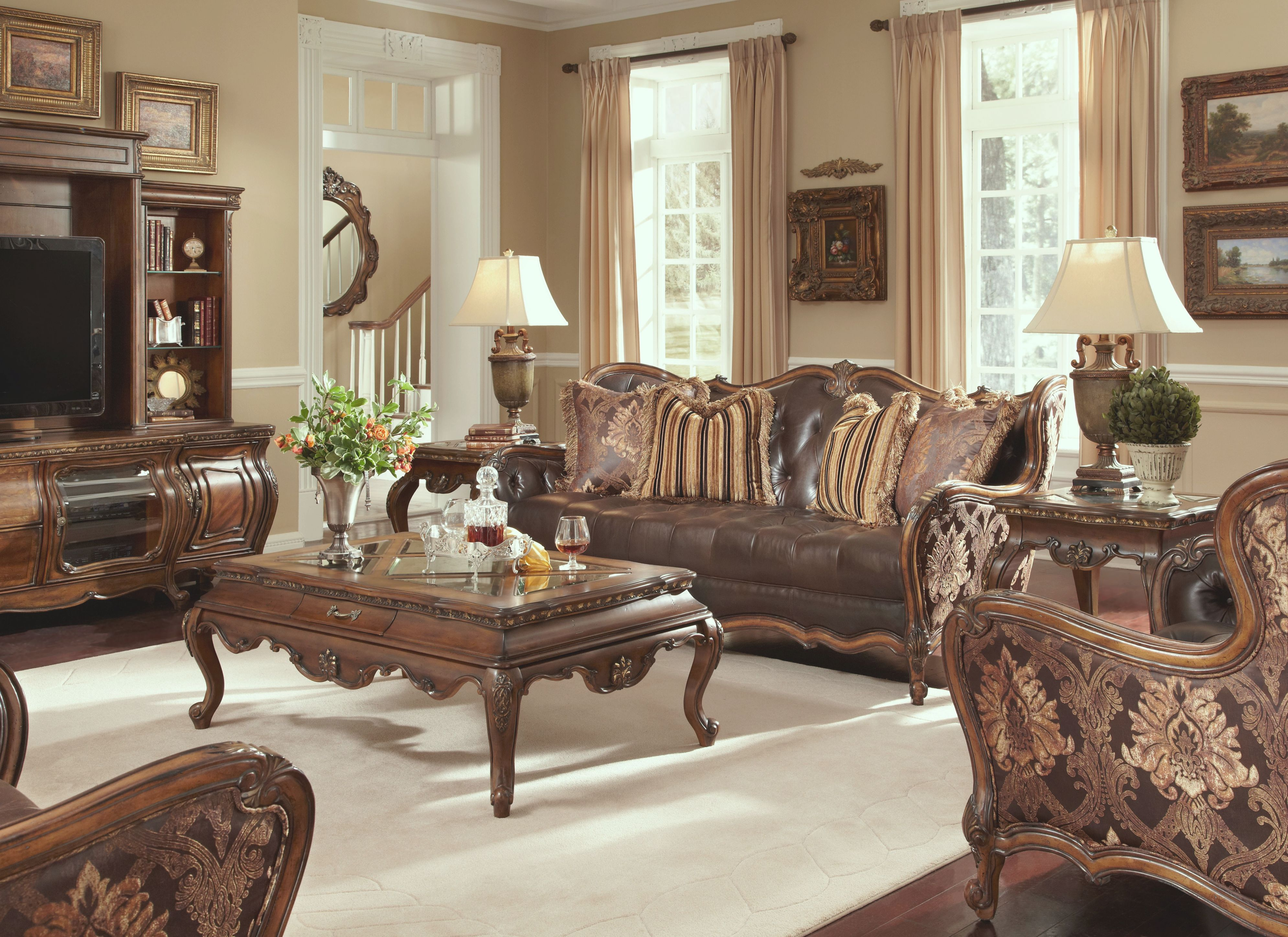 Furniture Michael Amini Living Room Furniture Set And for Lovely Michael Amini Living Room Furniture