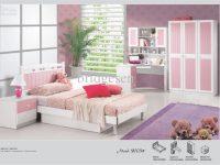 Girls Pink Bedroom Furniture | Eo Furniture intended for Pink Bedroom Furniture Sets
