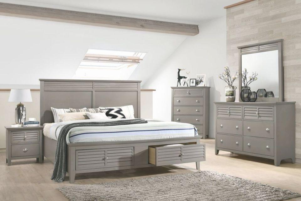 Grant 5-Piece King Bedroom Set for Bedroom Sets King
