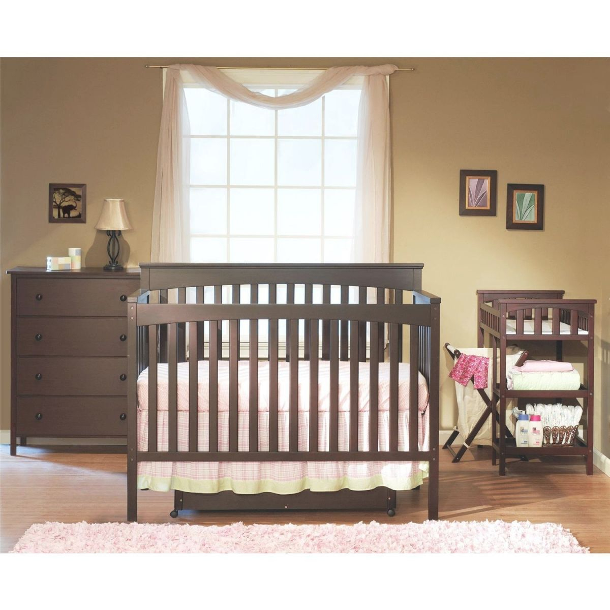 Gray Room Girl Grey Baby And Furniture White Black Crib throughout Unique Baby Bedroom Furniture Sets