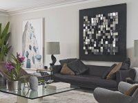 Great Modern Wall Decor For Living Room : Modern Wall Decor inside New Modern Wall Decor For Living Room