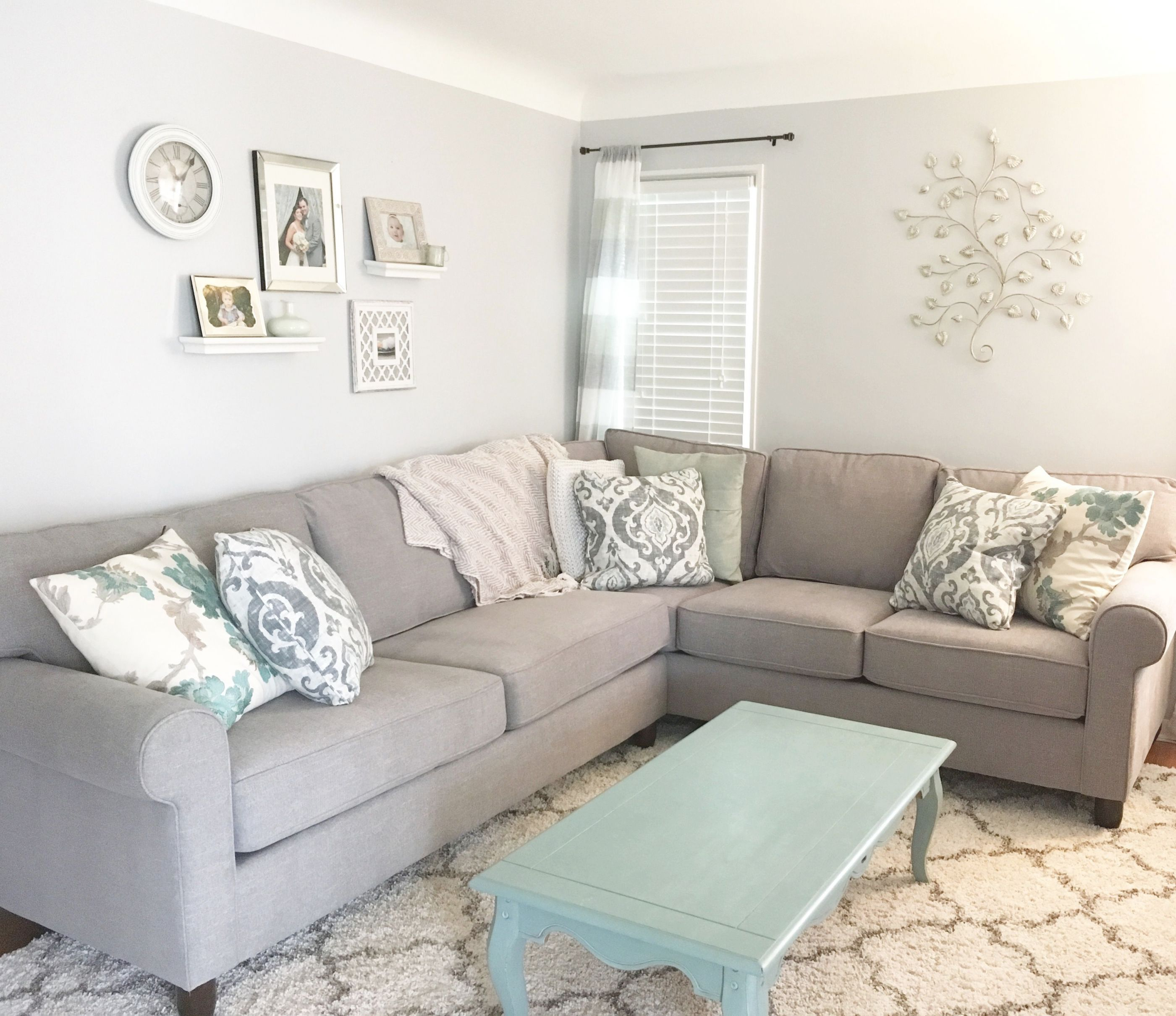 gray couch decorating ideas