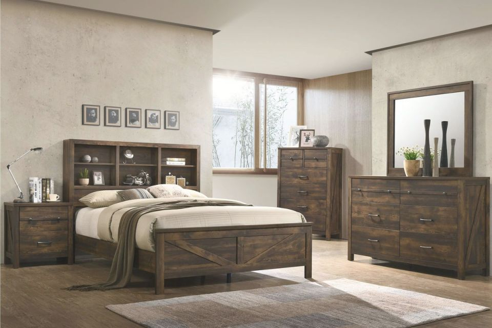 Hayfield 5-Piece Queen Bedroom Set pertaining to Awesome Cheap Queen Bedroom Furniture Sets