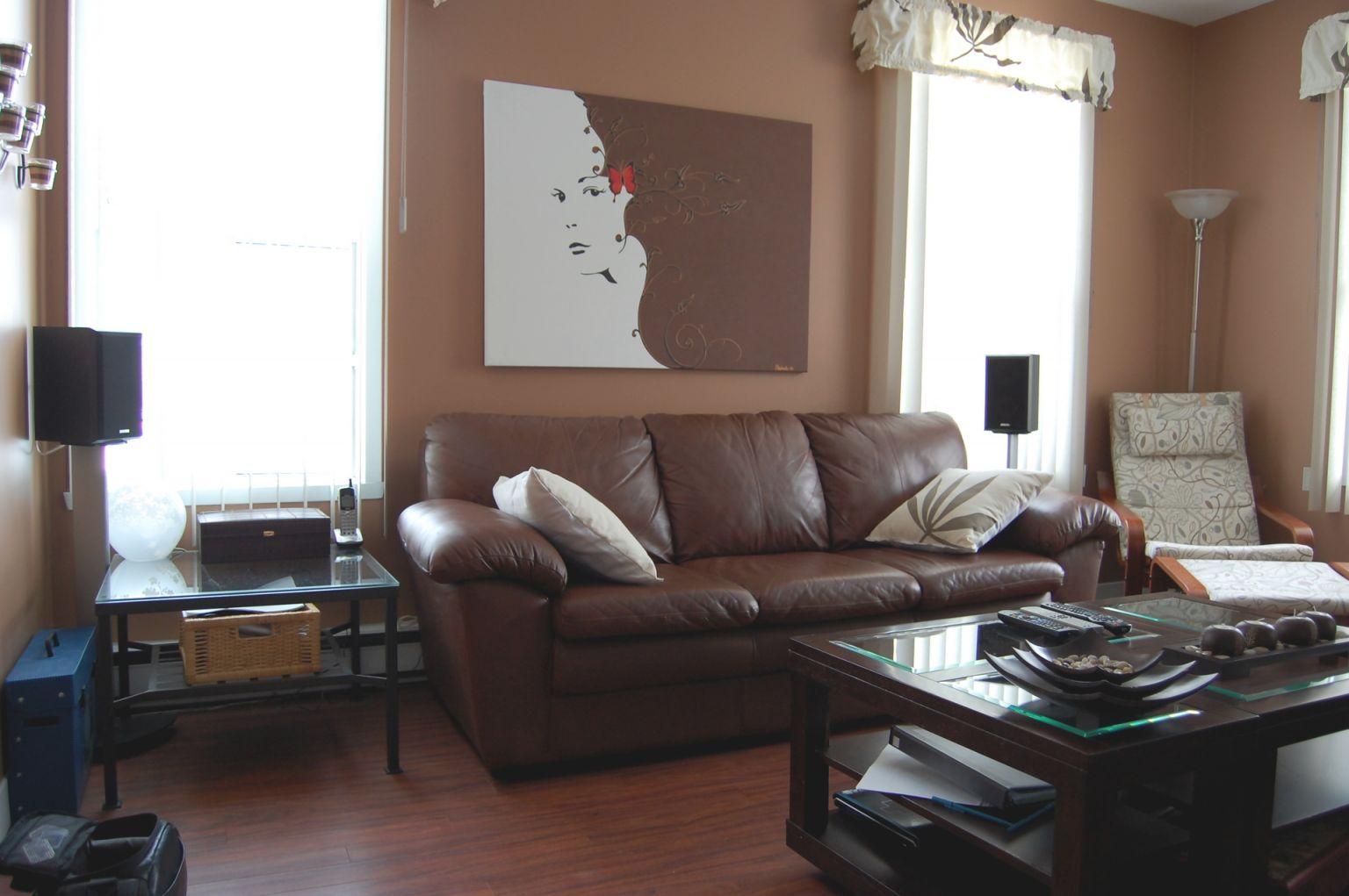 Hinreisend Dark Brown Leather Sofa Living Room Ideas For ...