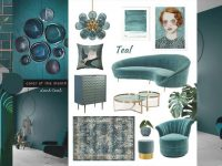 Home Shopping | Dark Teal Living Room Decor pertaining to Teal Living Room Furniture