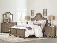 Homelegance Chrysanthe Bedroom Set – Oak in Luxury Oak Bedroom Furniture Sets