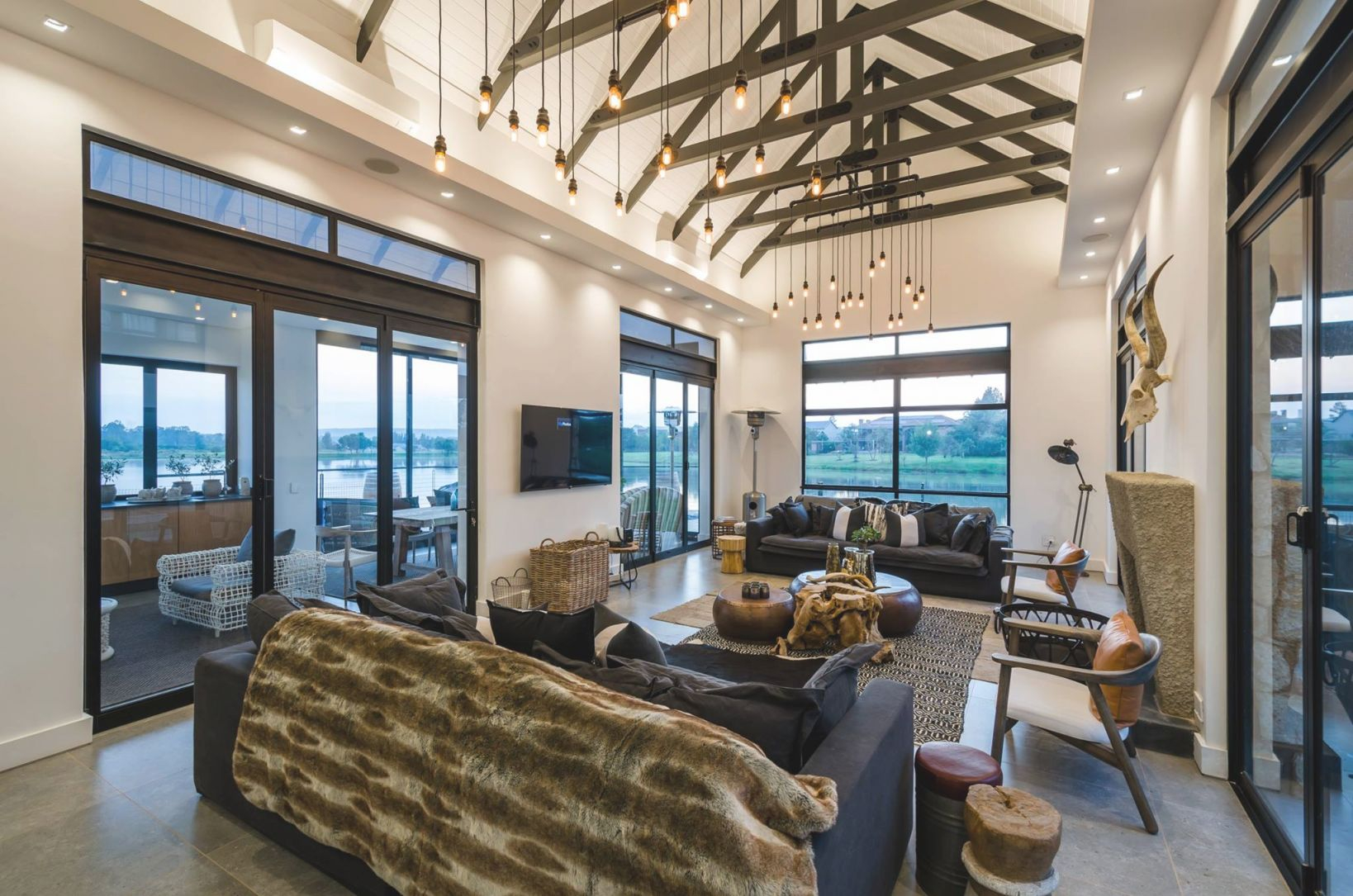 Inspiring Home Decor Ideas From Africa – Dream Africa with regard to Best of African Decor Living Room