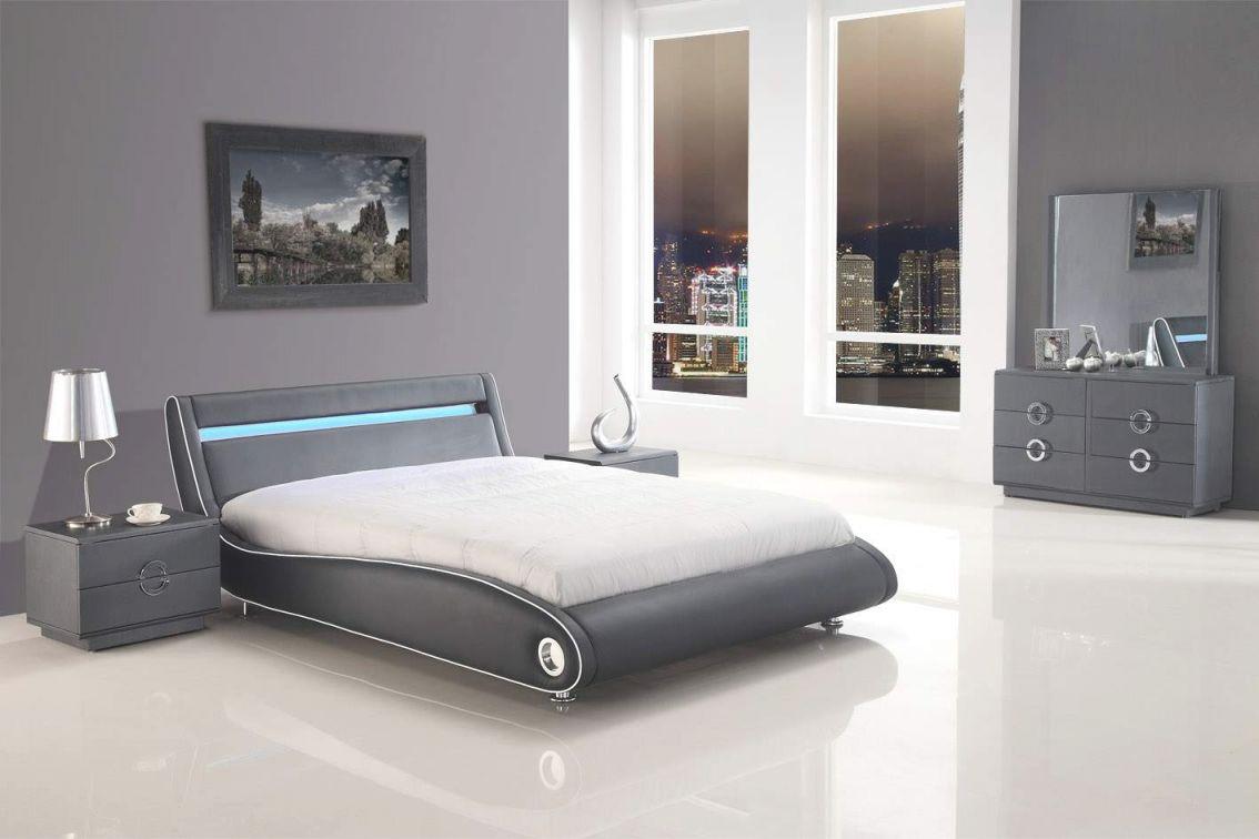 Interesting Modern Bedroom Furniture | Cileather Home Design intended for New Modern Bedroom Furniture Sets