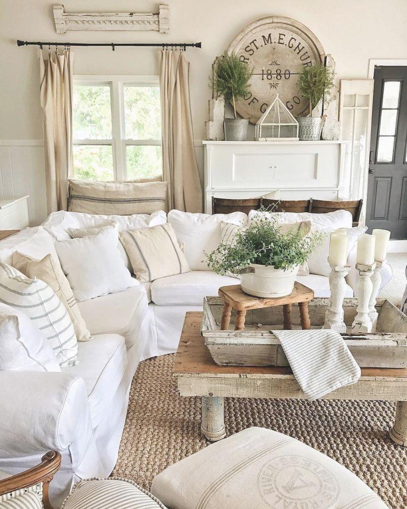 Interior Design : Contemporary Shabby Chic Style Living Room within Shabby Chic Living Room Furniture
